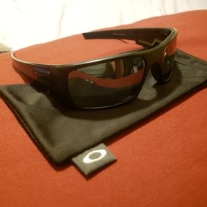 Oakley Polarized Crankshaft Sunglasses